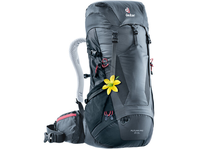Deuter Futura Pro 34 SL Backpack Damen graphite-black